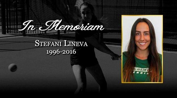 The Binghamton Police Department student said Stefani Lineva,