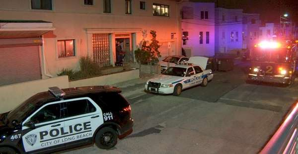 Long Beach police said they are searching for