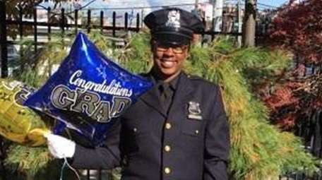 Alastasia Bryan, a 25-year-old off-duty city correction officer,
