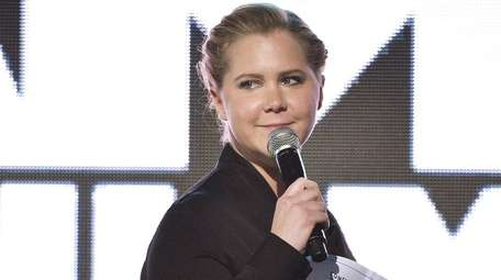 Comedian Amy Schumer has canceled appearances in Australia