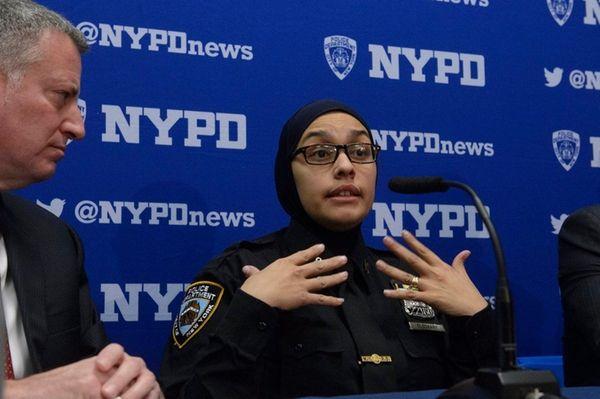 A 35 percent uptick in hate crimes in