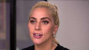 Lady Gaga revealed she has PTSD on NBC