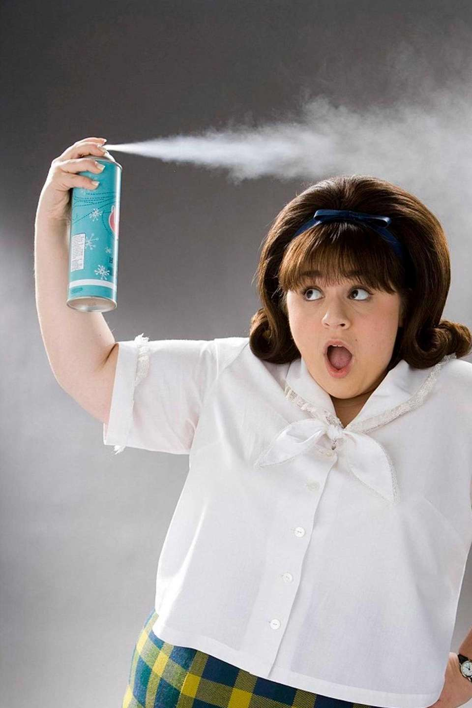 Nikki Blonsky stars as 'Tracy Turnblad' in New