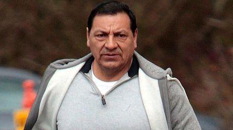 Angel Otavalo of Springs leaves East Hampton Town