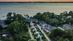 Long Island's most expensive listing, an 8-acre Kings