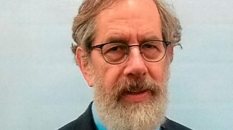 Dr. Joseph Schwartz from Stony Brook who has