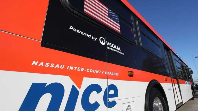 Nassau bus riders will be able to sound
