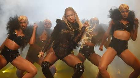 Beyonce is the leader of the 2017 Grammys