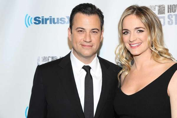 Jimmy Kimmel said on his ABC late-night show