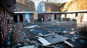 Town and civic leaders say the Ridge Motel