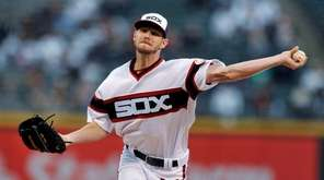 The Boston Red Sox acquired lefthander Chris Sale