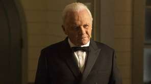 Anthony Hopkins channels Shakespeare's Prospero in the