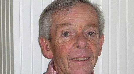 Flower Hill Trustee Robert McNamara, who also serves