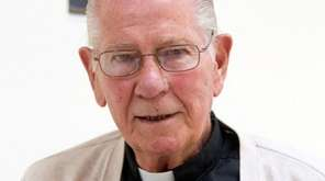 The Rev. George J. Werner, 86, of Bay