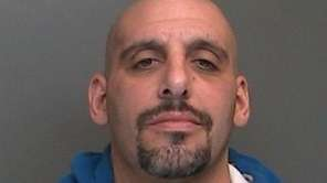Michael Mirasoli, 42, of Babylon, was charged Tuesday,
