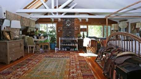 A unique horse property in Bayport on more