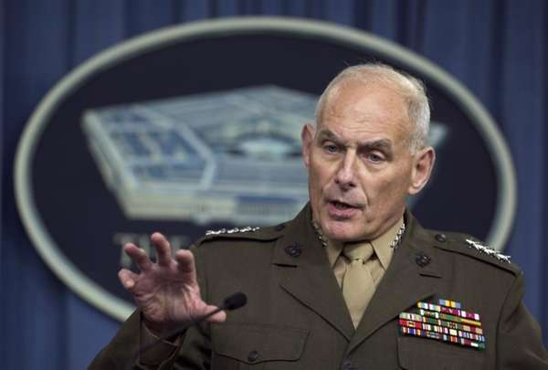 Donald Trump Selects Retired General John Kelly for DHS Head