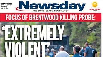The Newsday cover story Trump referenced in his