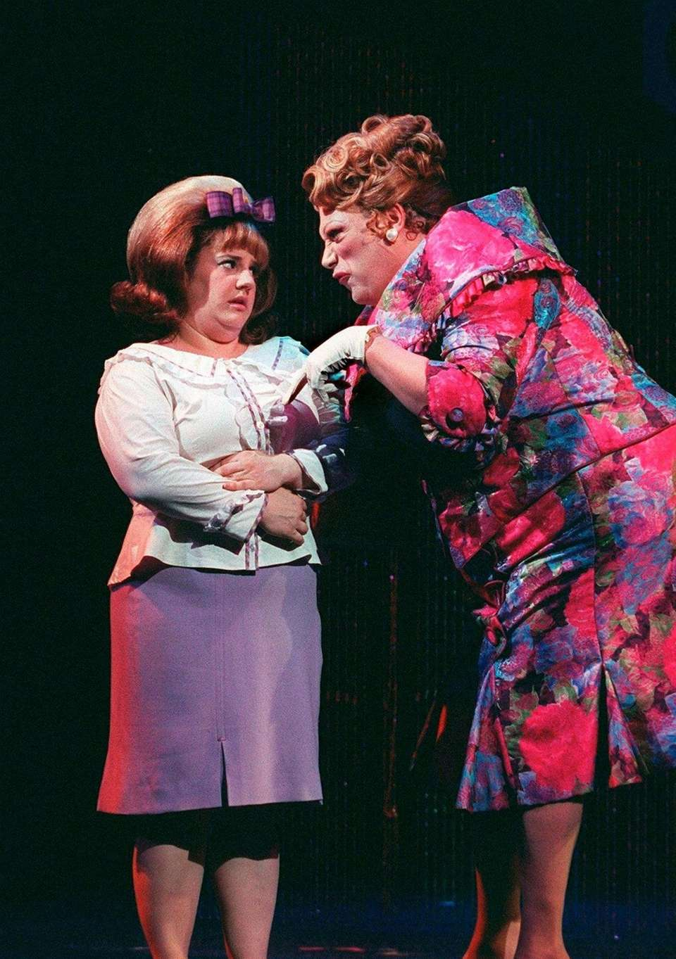 MARISSA JARET WINOKUR and HARVEY FIERSTEIN, as Tracy