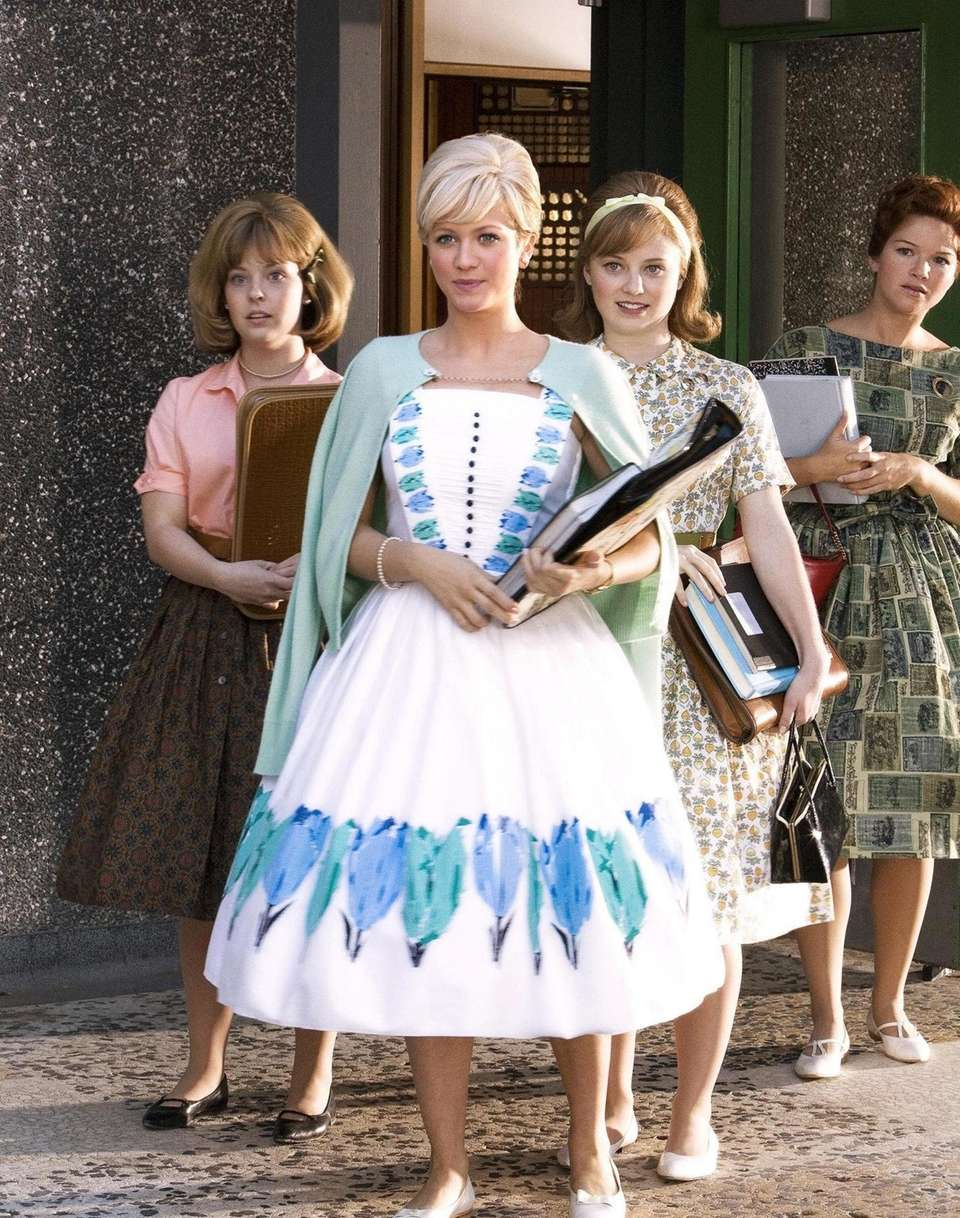 "(left to right) Tabitha Lupien stars as ""Becky"","