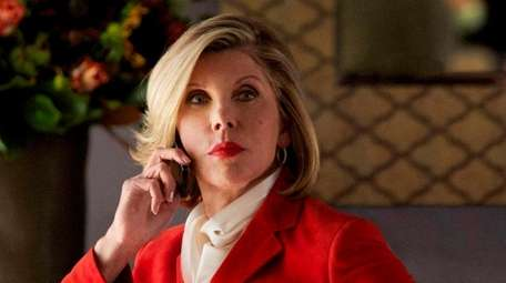 Christine Baranski returns in