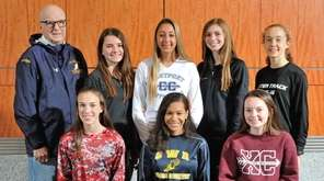 The Newsday All-Long Island varsity girls cross country
