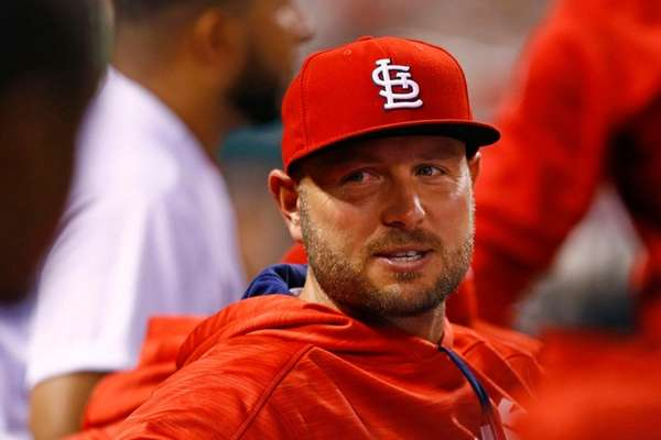 St. Louis Cardinals' Matt Holliday is seen in