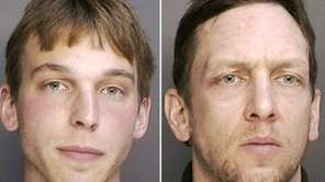 Riverhead Town Police have arrested four men who