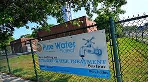 This Town of Hempstead water treatment facility on