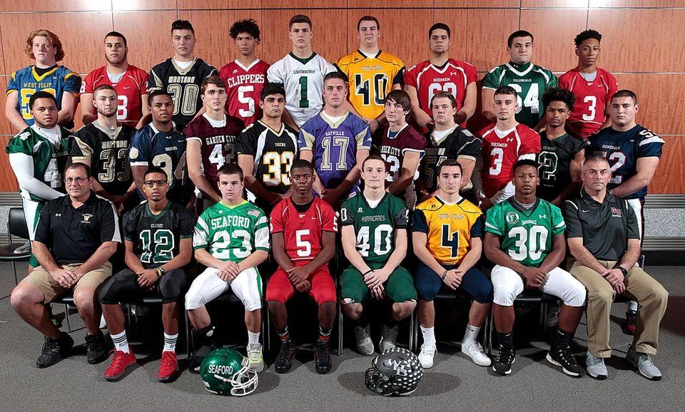 All Long Island Football Team