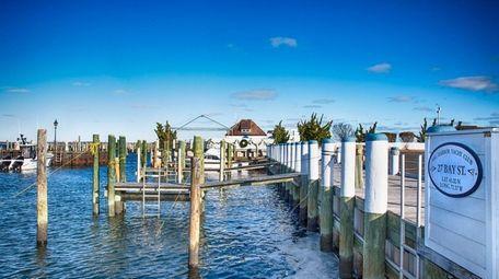 The Sag Harbor Yacht Club on Dec. 5,