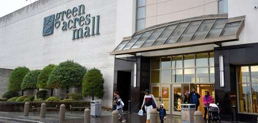 Green Acres Mall in Valley Stream, pictured on