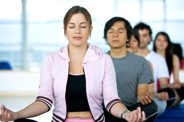 The more you meditate to lift your mood,