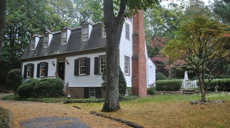 This Stony Brook property, on the market for