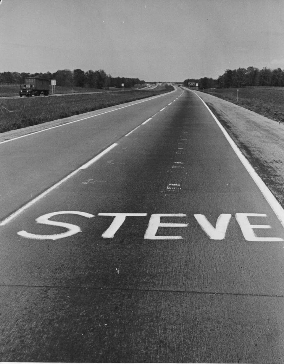 On May 22, 1964, Newsday photographer Rex Lyons