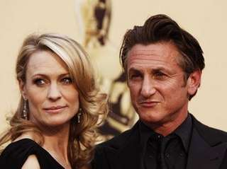 From 1989 to 2010, Sean Penn and Robin