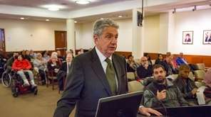 NICE Bus system CEO Michael Setzer offers testimony