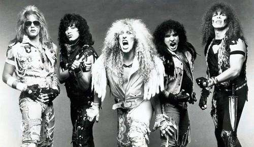Twisted Sister: From left, Jay Jay French, Eddie