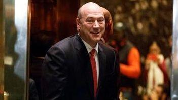 Goldman Sachs COO Gary Cohn gets on an