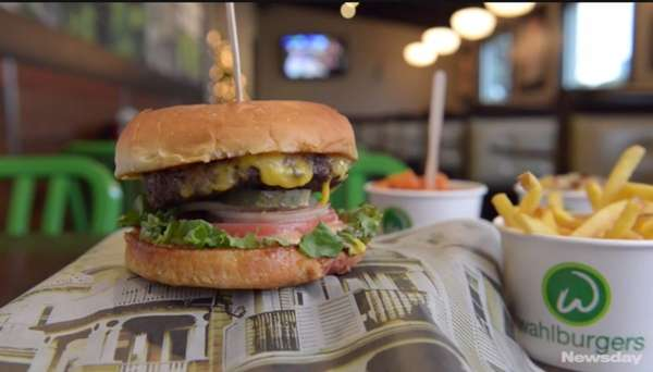 Wahlburgers, a restaurant chain owned by Mark, Donnie
