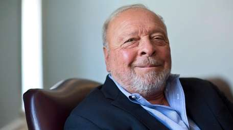 Garden City author Nelson DeMille has asked fans