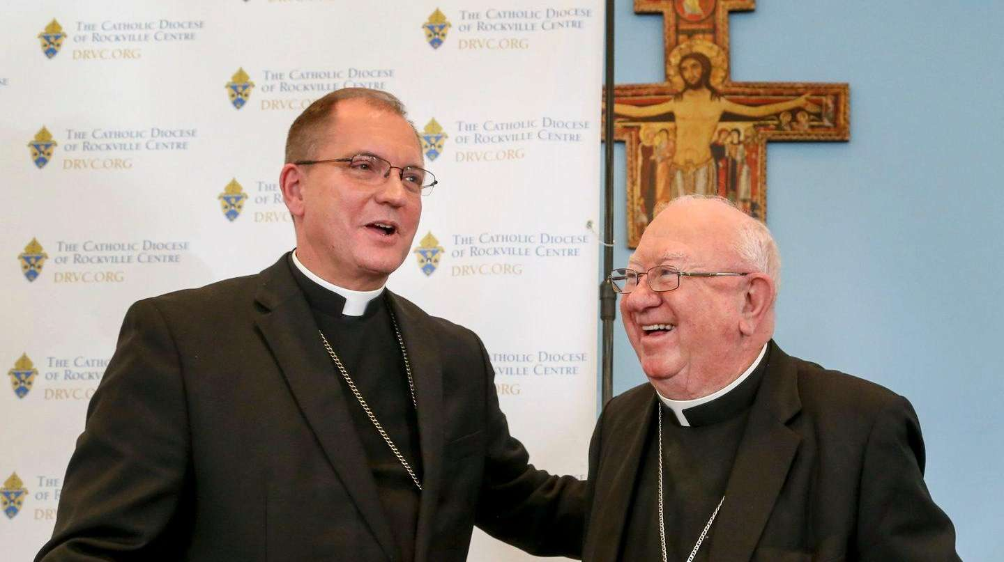 Pope Francis names new bishop to replace Murphy