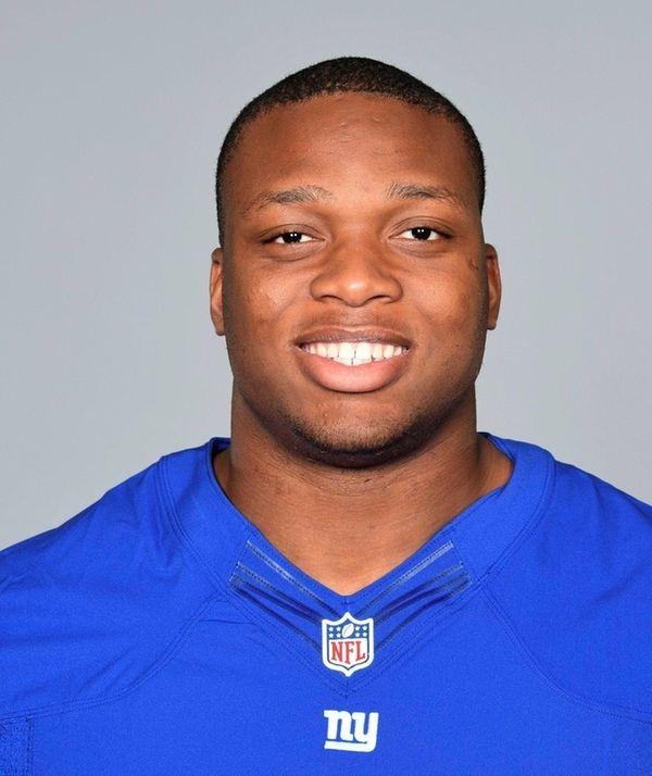 Giants rookie Romeo Okwara will replace injured Jason