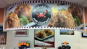 NY Crab Cake and Company opens this weekend