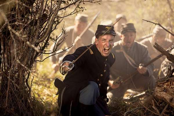 'Blood and Fury: America's Civil War' is a