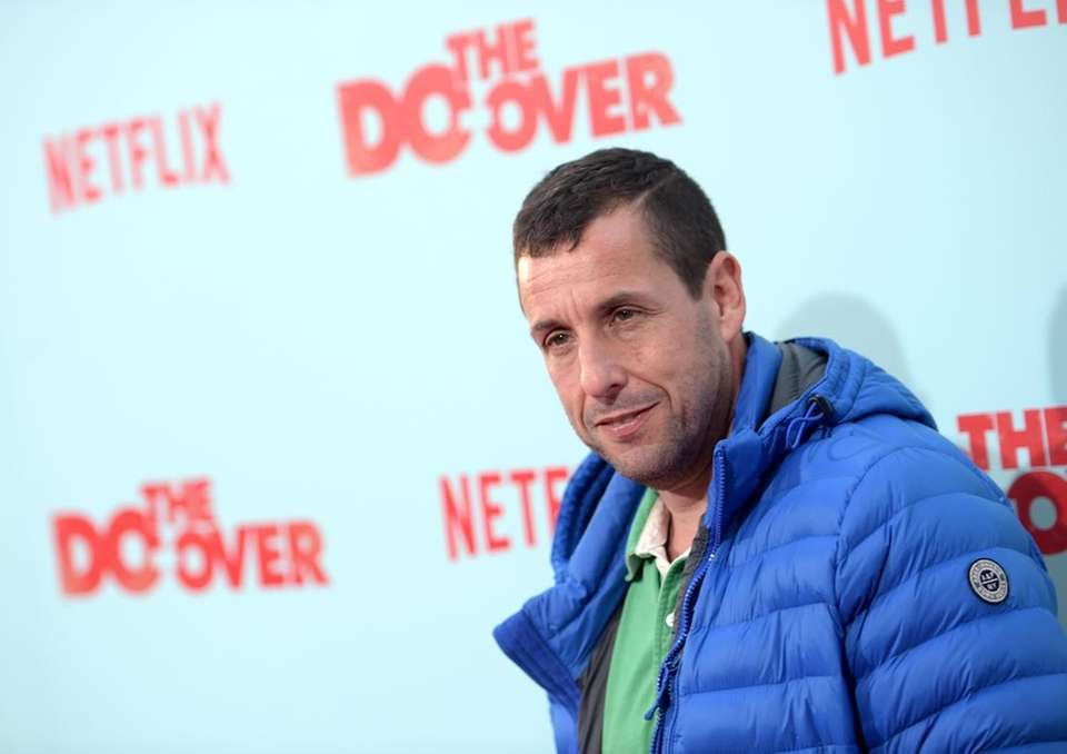 Adam Sandler hasn't had much time on the