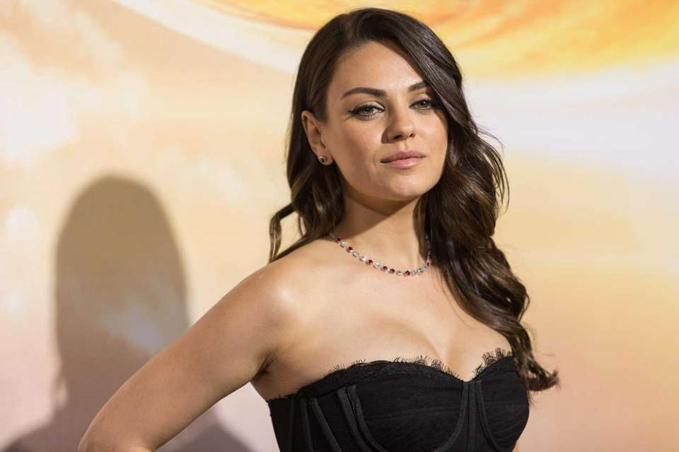 Mila Kunis' $11 million this year came from