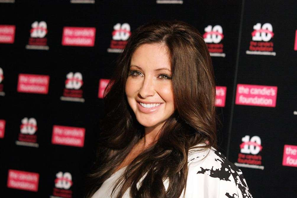 Bristol Palin, a mother of two children, is