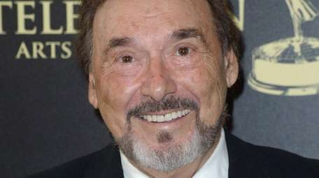 Joseph Mascolo arrives at the 41st annual Daytime