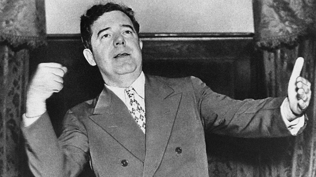 Huey Long campaigned as a populist long before Donald Trump | Newsday